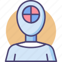 doll, dummy, mannequin, test, test dummy icon