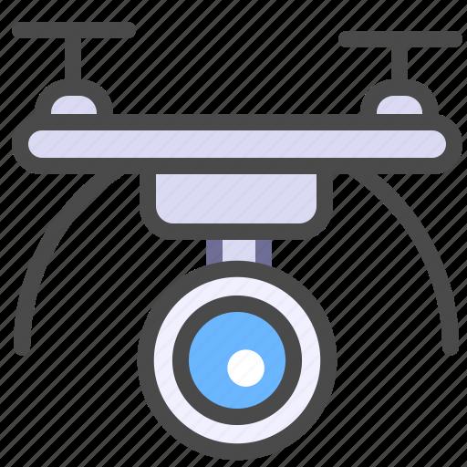 aircraft, drone, uav icon
