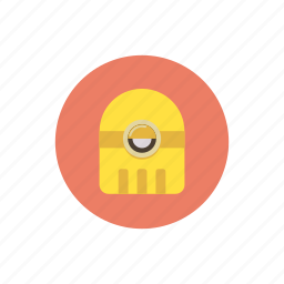 cyclops, machine, robot icon