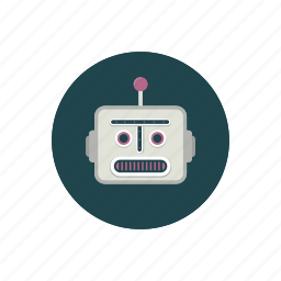 automation, robot, technology icon