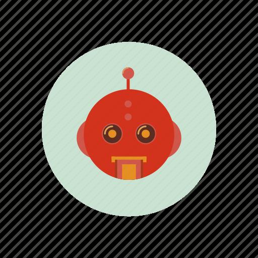 automation, machine, robot, technology icon