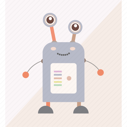 electronics, machine, robot, technology icon