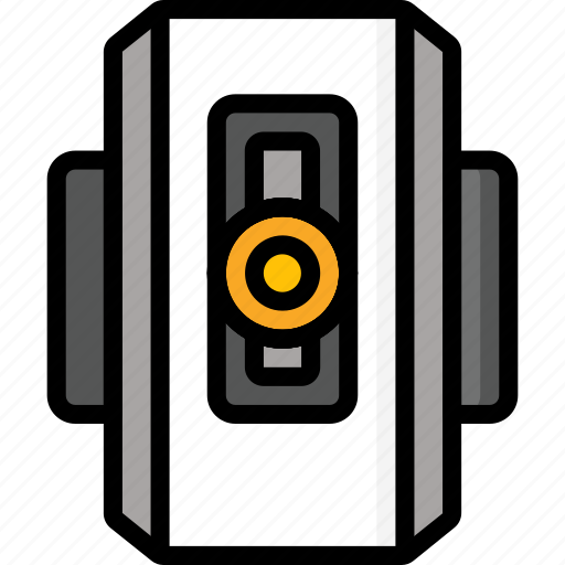 Color, droid, glados, mechanical, movie, robots, ultra icon - Download on Iconfinder
