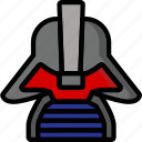 color, cylon, droid, mechanical, movie, robots, ultra icon