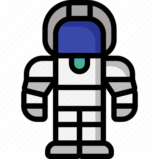 asimo, color, droid, film, mechanical, movie, robots icon