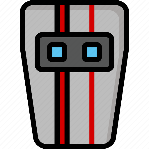 Burn, color, droid, mechanical, movie, robots, ultra icon - Download on Iconfinder