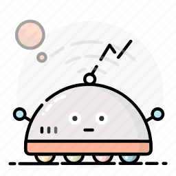 bot, cyborg, droid, robot icon