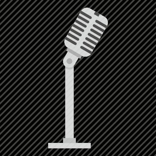 audio, communicate, communication, microphone, radio, singing, voice icon