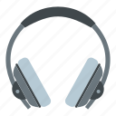 audio, dj, earphone, headphone, headset, listening, music icon