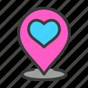location, love, party, place, romance, valentine, wedding