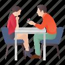 boy proposing, lifetime partners, love proposal, marriage proposal icon