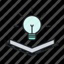 bulb, creative, creativity, idea, innovation, light, think