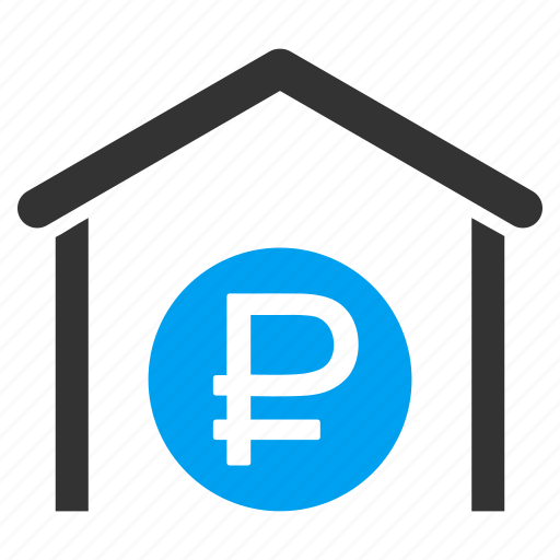 bank building, company, hangar, house, office, rouble storage, workshop icon