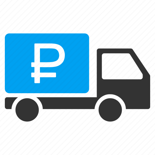 business, collector car, delivery price, lorry service, rouble shipment, shipping, transport icon