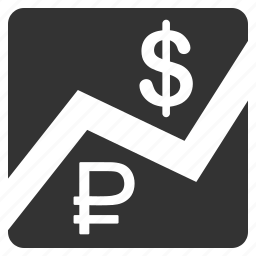 currency, dollar, exchange, finance, finances, forex market, rouble icon