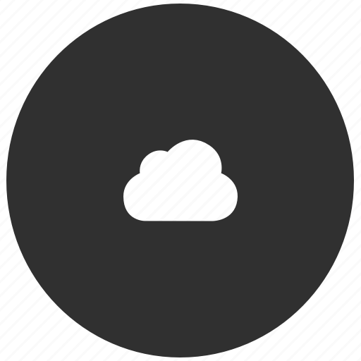 cloud, dark, guardar, save, server, sky, store, upload icon