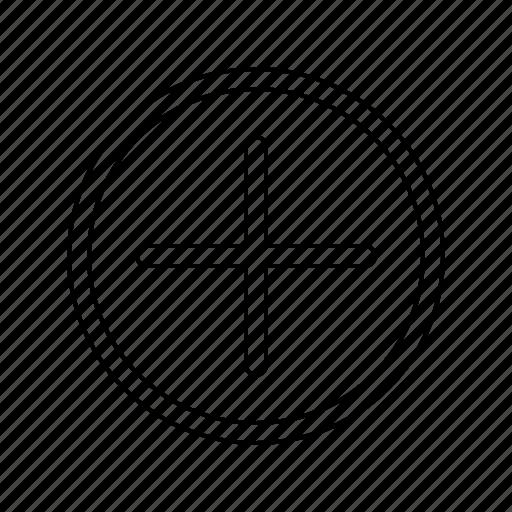 add, item, positive icon