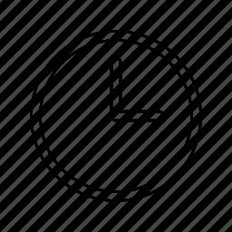 clock, realtime icon