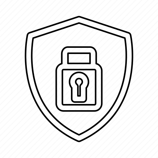 encryption, safe, secure icon