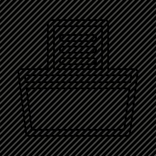 fax, social icon