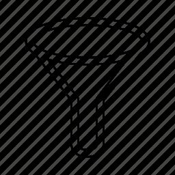 conversion, filter icon