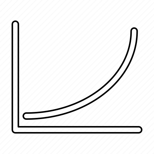 chart, growth icon