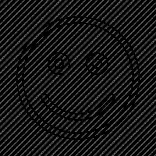 face, happy icon