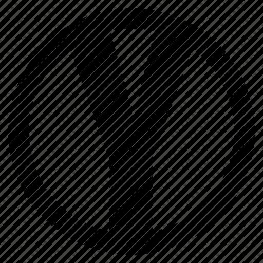 alphabet, character, round, y icon