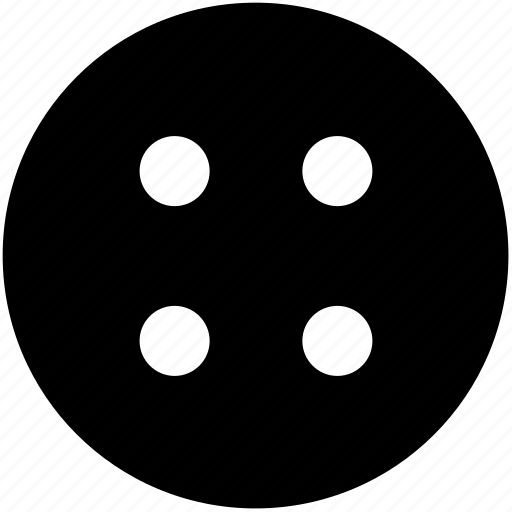 bones, dots, gamble, game icon
