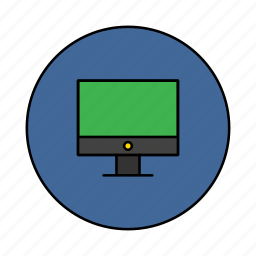 computer, electronics, laptop, mobile icon