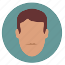 avatar, face, intellegent, skin icon