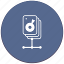 data, hardware, hdd, raid, storage icon