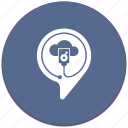 hdd, poi, pointer, raid, storage icon