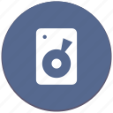 data, drive, hard, hdd, raid, storage icon