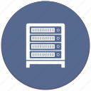 data, hardware, hdd, raid, server, storage icon