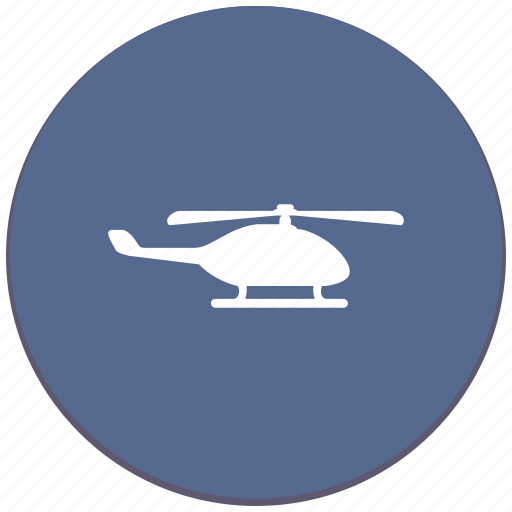 air, flight, helicopter, transport icon