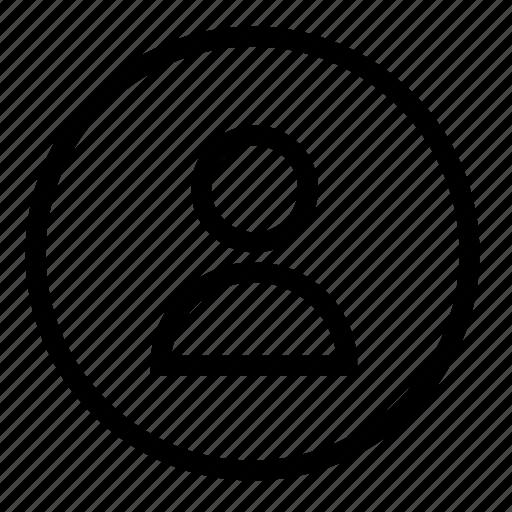avatar, profile, user, user account, user avatar, user profiles, users icon