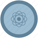 atom, big bang theory, os x folder icon