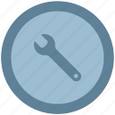 developer, os x folder, wrench icon