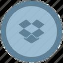 dropbox, os x folder icon