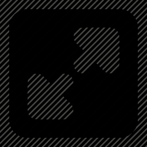arrows, maximize, open icon