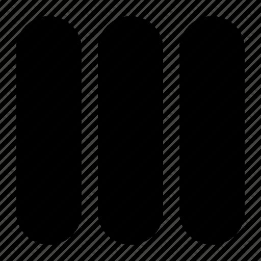lines, menu icon
