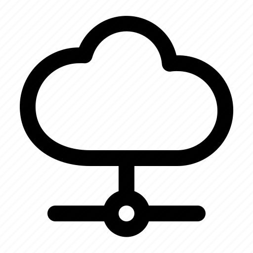 cloud, computer, hardware, it icon