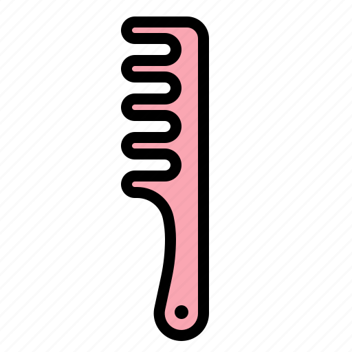 Beauty, brush, comb, hair, healthcare icon - Download on Iconfinder