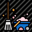 clean, healthcare, household, housekeeping, mop