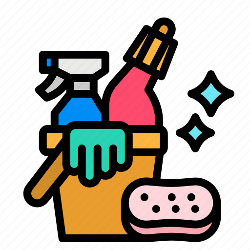 Clean, hygienic, soap, sponge, wiping icon - Download on Iconfinder