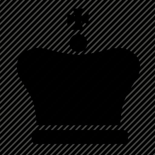 corona, imperior, king, royal icon