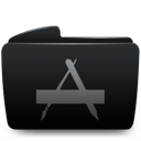 applications, folder icon