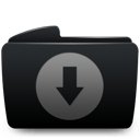 http://cdn4.iconfinder.com/data/icons/sabre/snow_sabre_black/128/folder_black_download.png