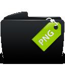 folder, green, png